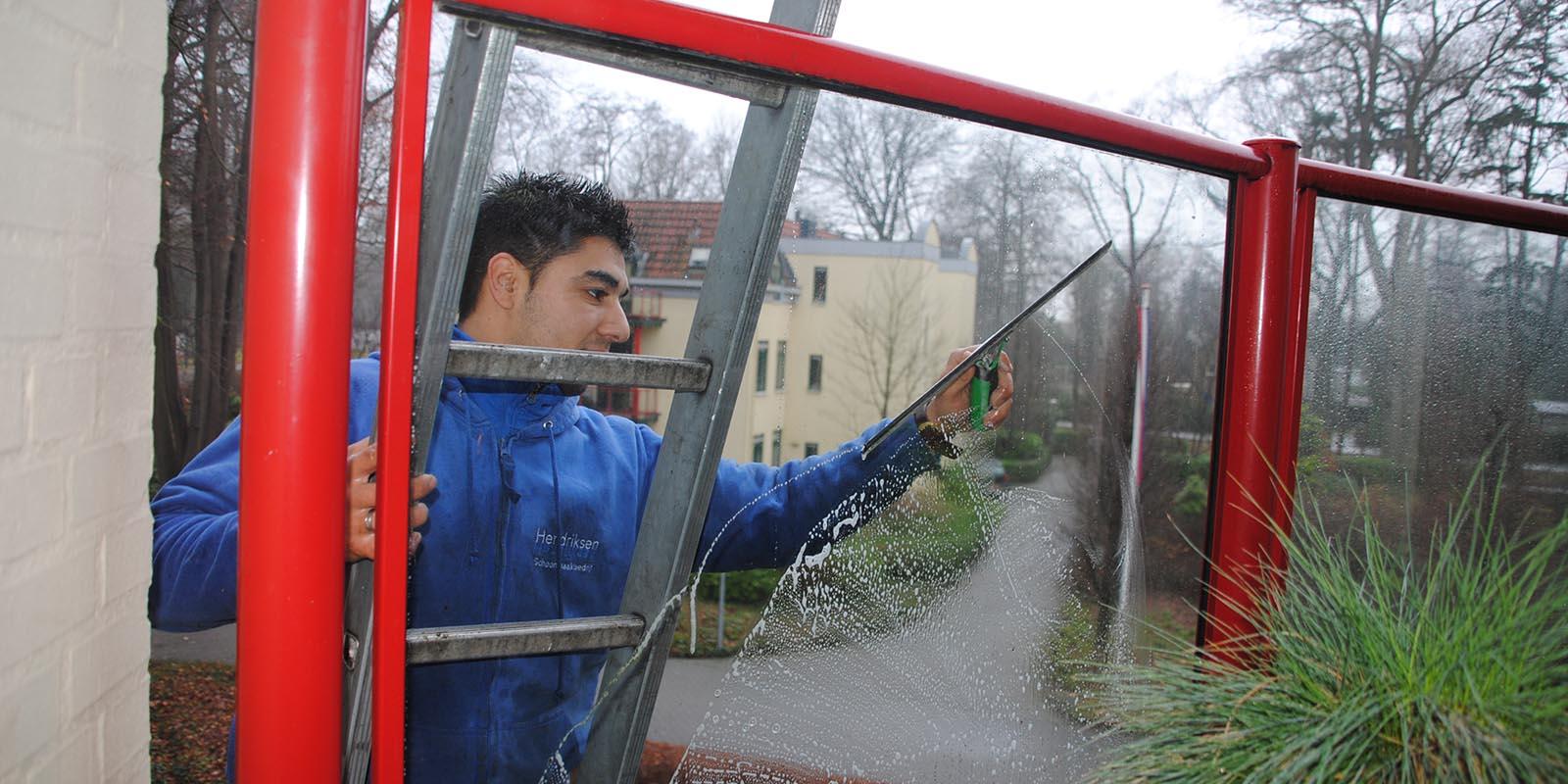 Glazenwasser in Nijmegen inhuren